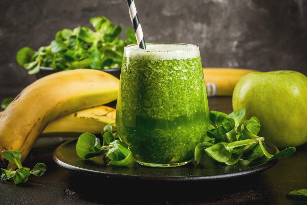 Kale Smoothie Recipes